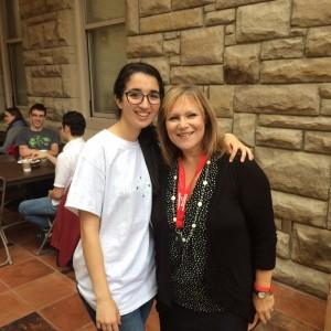 Lynn and Dina Benayad-Cherif