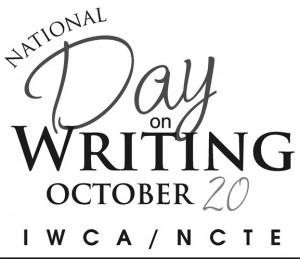 National Writing Day Logo