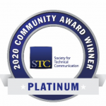 2020 Community Award - Platinum